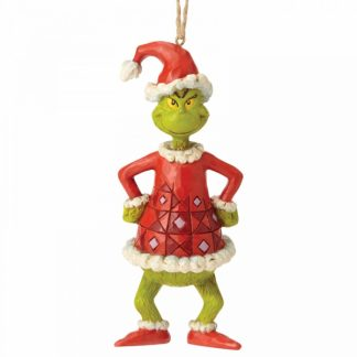 jim shore natal grinch