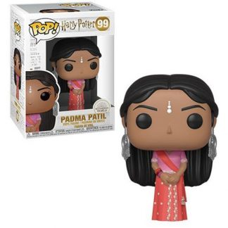 FUNKO POP HARRY POTTER YULE PADMA PATIL