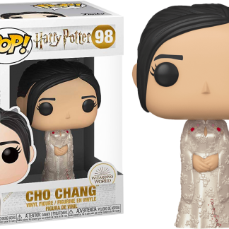 cho chang funko pop harry potter yule