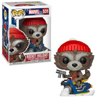 Guardiões da galáxia Funko Pops rocket marvel