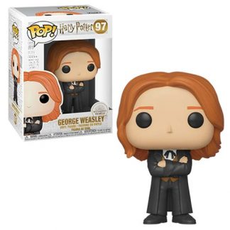 funko pop harry potter yule george weasley