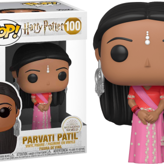 funko pop harry potter yule parvati patil