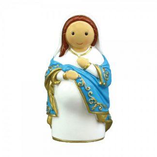 nossa senhora do ó gravidez santa grávida little drops of water