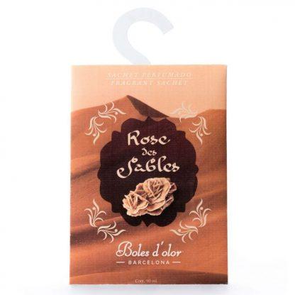 rose des sables saqueta roupeiro anti humidade boles d'olor