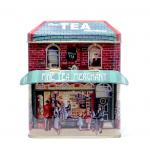 the silver crane tea shop lata chá