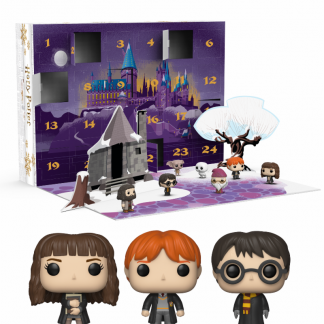 calendário advento harry potter 2018 funko pop