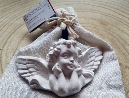 agostinha gesso perfumado anjo da guarda