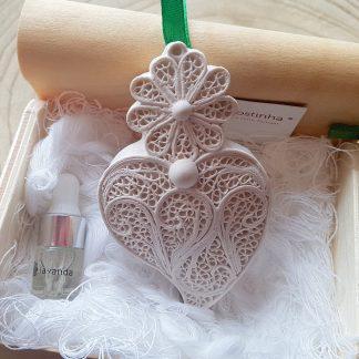 gesso perfumado agostinha coração de viana