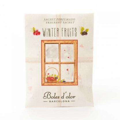 sachet saqueta boles d'olor winter fruits frutos de inverno