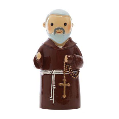 padre pio little drops of water figura religiosa