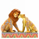 jim shore disney traditions simba nala savana the lion king o rei leão