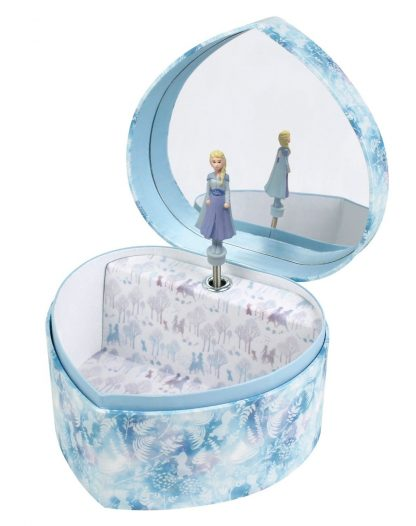 caixa de música bailarina elsa frozen let it go