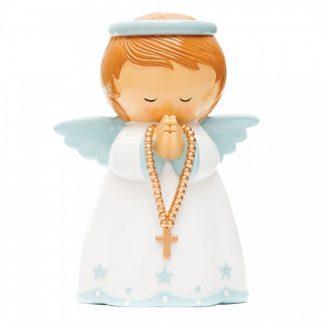 18027 little drops of water anjo baptismo baptizado comunhão mealheiro