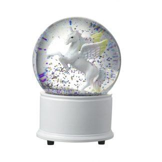 gac204 heaven sends globo de neve pégasus caixa de música portugal