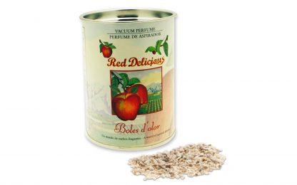 perfume aspirador red delicious boles d'olor