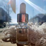 agostinha óleo recarga gesso perfumado talco