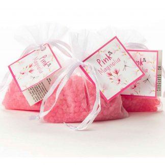 resinas pink magnolia boles d'olor