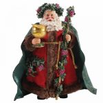 pai natal santaclaus o brinde vinhas wassail possible dreams d56