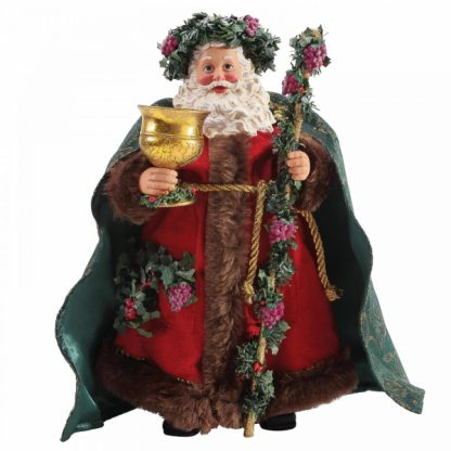 pai natal santaclaus o brinde vinhas wassail possible dreams d56