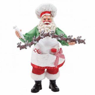 pai natal santaclaus o brinde vinhas wassail possible dreams d56 pasteleiro bolinhos