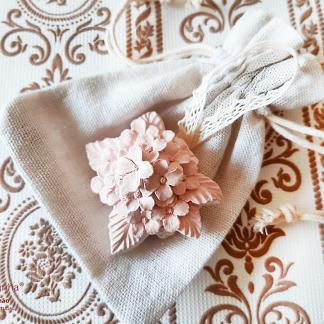 hortênsia domingo de ramos madrinhas dia da mãe gesso perfumado flores agostinha presente