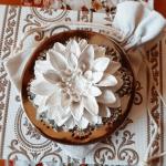 domingo de ramos madrinhas páscoa gesso perfumado flor agostinha