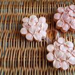 hortensia domingo de ramos madrinhas flor gesso perfumado agostinha