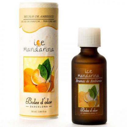 óleo difusor aromatizador brumizador boles d'olor ice mandarina tangerina