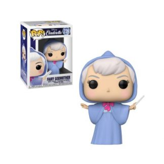 cinderella cinderela fiary godmother fada madrinha funko pop disney