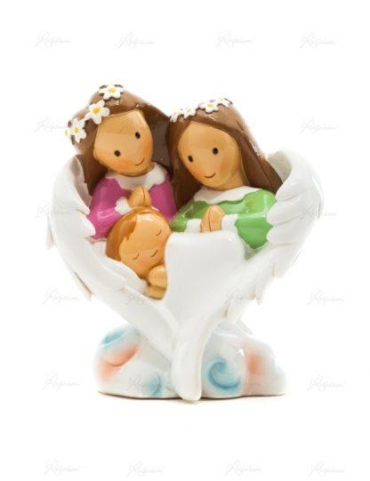 anjo da guarda reza por mim bebé little drops of water