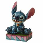 stitch ohana means family jim shore disney traditions