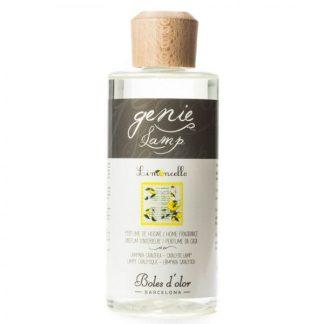 perfume genie lamp lâmpada catalítica boles d'olor limoncello limonada limão