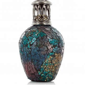 vintage rosa lâmpada catalítica ashleigh and burwood elimina bactérias odores olive sea treasure