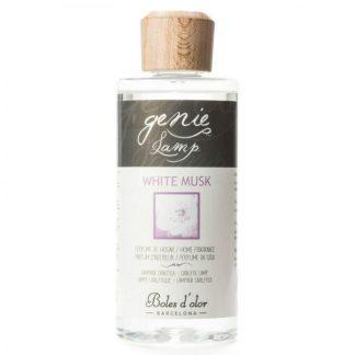 perfume genie lamp lâmpada catalítica boles d'olor white musk talco