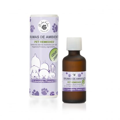 óleo bruma animais pet remedies lavanda fresca aromatizador brumizador difusor boles d'olor