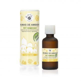 boles d'olor pet remedies animais bruma óleo difusor aromatizador brumizador limonada