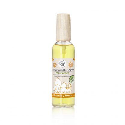 bruma óleo pet remedies animais boles d'olor difusor aromatizador citronela e y menta spray