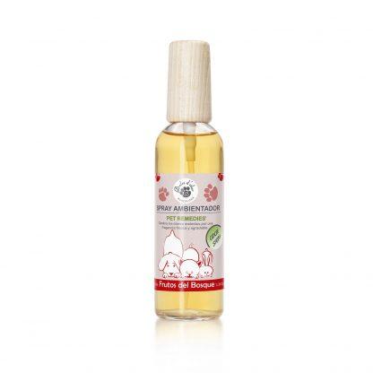 frutos do bosque pet remedies animais boles d'olor bruma óleo anti-odor brumizador aromatizador difusor spray