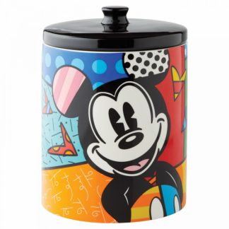 Mickey mouse Cookie Jar disney pote bolachas romero britto