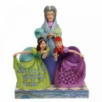 Lady Tremaine, Anastasia and Drizella Figurine disney traditions jim shore cinderella cinderela 6007056
