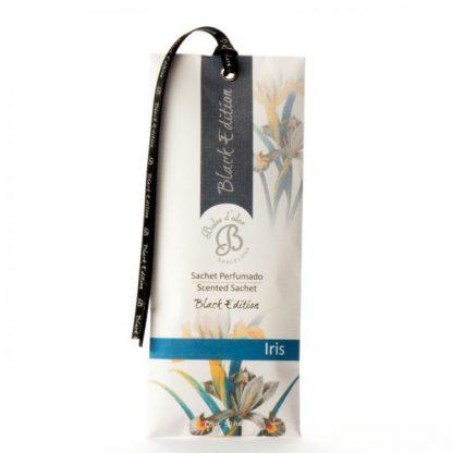 iris sachet saqueta boles d'olor black edition