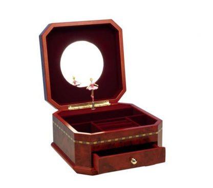 25122 caixa de música bailarina music box