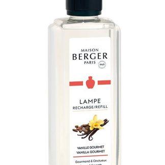 115017 vanille gourmet baunilha maison berger lâmpada catalítica