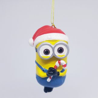 pendente natal despicable minion disney banana