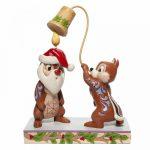 chip and dale tico e teco disney traditions jim shore natal christmas