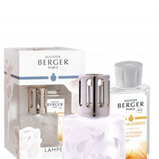 maison berger paris coffret 4678 aroma energy lâmpada catalítica