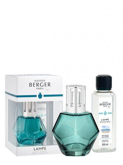 4715 maison berger paris geometry blueu lâmpada catalítica