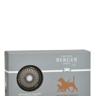 6405 maison berger paris difusor carro anti odor animais