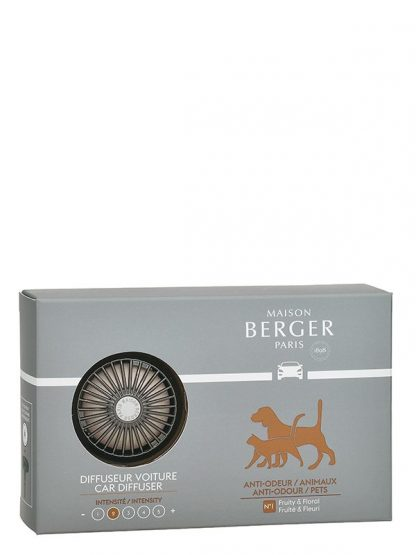 6405 maison berger paris difusor carro anti odor animais