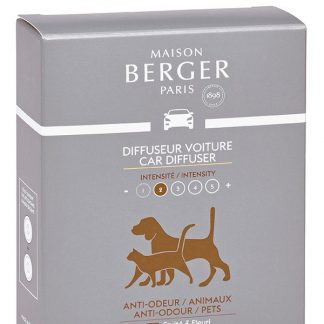 6416 anti odor animais maison berger paris carro
